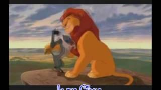 Lion king 1- circle of life lyrics