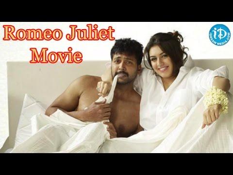 Romeo Juliet Movie First Look Video - Hansika Jayam Ravi