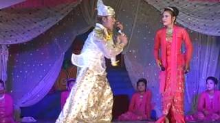 Lyah Rah Mon (Mon Stage Show) Performance part 5 ဇာတ္လ်းရးမန္
