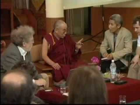 The Dalai Lama and Quantum Physics (2007) 1/6
