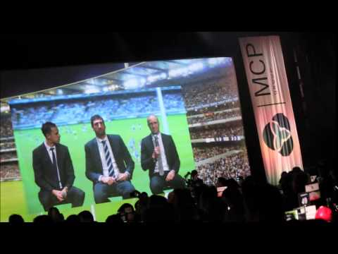 Australia's BIGGEST Grand Final Eve Breakfast 2015