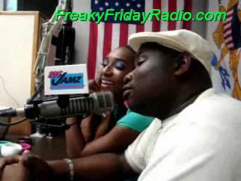 Freaky Friday Radio Labor Day wknd club 75 invasion