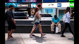 Street Photography by Soroush Chehre-Negar, New York City - Aug. 2017