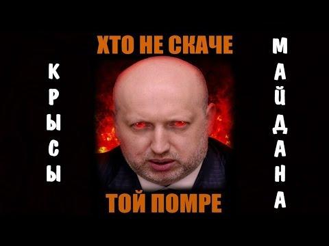 КРЫСЫ МАЙДАНА | АЛЕКСАНДР ТУРЧИНОВ