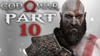 "God Of War (2018) - Let's Play - Part 10 - ""The Black Rune"""