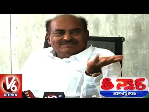 'Modi Govt Won't Fall Anyway': TDP MP JC Says Will Skip No-Confidence Motion | Teenmaar News