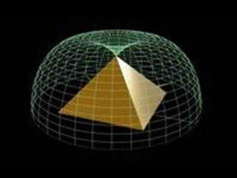 Пирамида для экономии электричества. Как сделать.