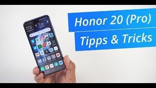 Honor 20 (Pro): die 10 BESTEN Tipps & Tricks | techloupe