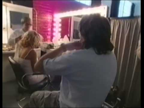 Pamela Anderson - Behind the Scenes