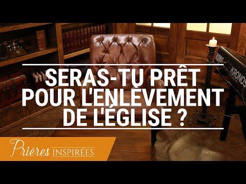 Seras-tu prêt pour l'enlèvement de l'Église ? - Jérémy Sourdril