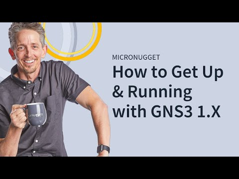 Up & Running With GNS3 1.X