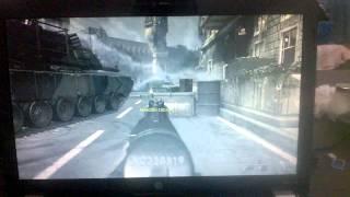 Game Play Call of Duty Modern Warfare 3 on Ati Radeon HD 4250