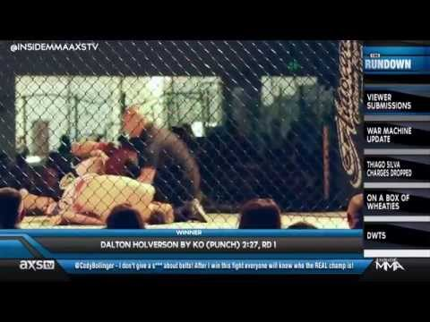 A Near Double Knockout In Viewer Submissions on Inside MMA