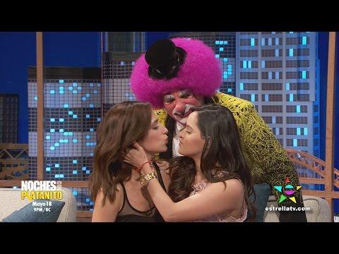 ¿Se besarán Alicia Jaziz y Marianna Burelli en el episodio de esta noche?