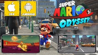 Super Mario Odyssey Android - Download Super Mario Mobile (Android and iOS)