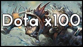 Dota 2 Mods   DOTA x100 FIXED!!
