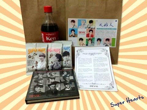 150722 中廣流行網 I like radio 娛樂e世代 A ZA A ZA KOREA SONG - Super Junior - Devil