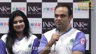 CBL Telugu Thunders Team Jersey Launch