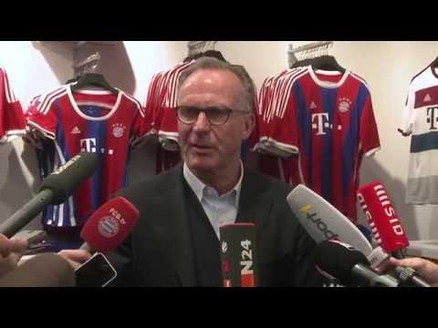 Karl-Heinz Rummenigge: Darum wurde mit Matthias Sammer verlängert | FC Bayern München