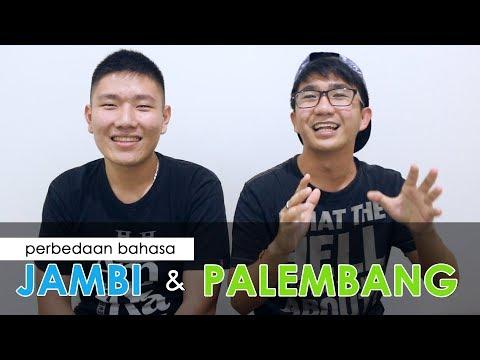 Download PERBEDAAN BAHASA JAMBI & PALEMBANG Mp4 baru