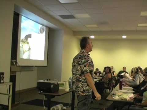 Gulf of Mexico Oil Spill Seminar by Professor Chamberlin - Chemistry