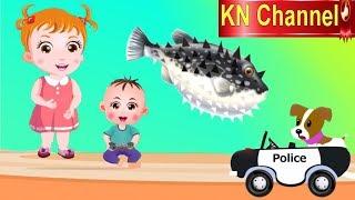 Hoạt hình KN Channel BÉ NA CÂU CÁ DẠY BÉ HỌC SỐ dễ thuộc | Hoạt hình Việt Nam | GIÁO DỤC MẦM NON
