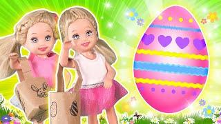 Barbie - Preschool Easter Egg Hunt | Ep.109