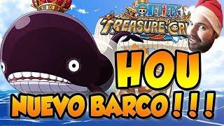 NUEVO BARCO HOU !!! | One Piece Treasure Cruise (GLOBAL)