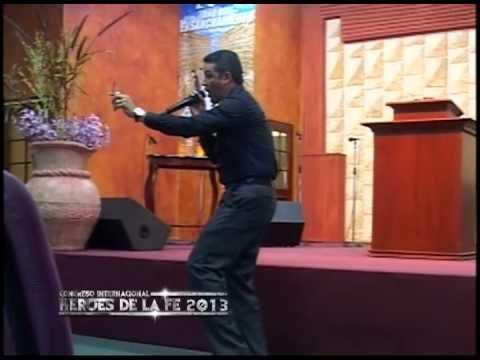 Pastor Tommy Moya Heroes de la Fe 2013