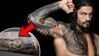 10 Real Meanings Behind WWE Superstar Tattoos