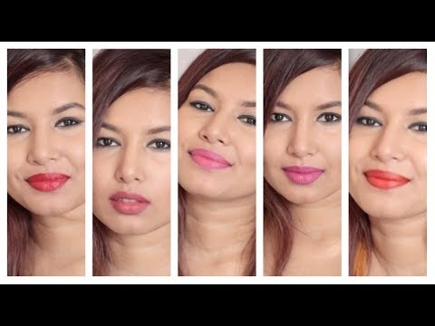 Top 10 Summer Lipsticks | Affordable | Sonal Sagaraya