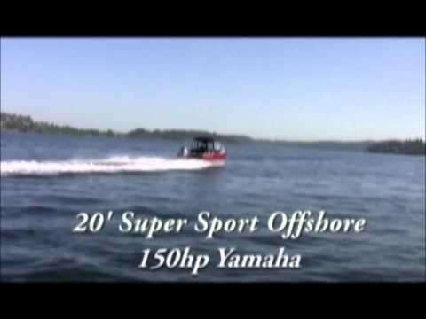 Wooldridge Boats Super Sport Offshore