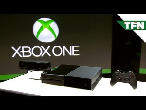 Xbox One: First Look