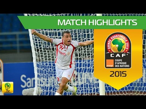 DR Congo - Tunisia   CAN Orange 2015   26.01.2015