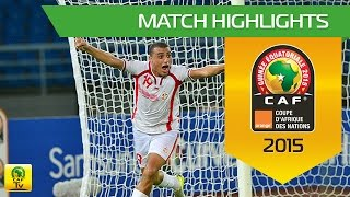 Can 2015 | Poule B - RD Congo 1-1 Tunisie