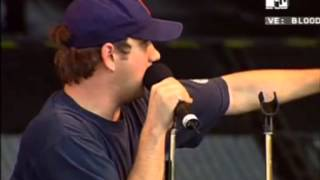 Bloodhound Gang - Hard Pop Days Festival 2000