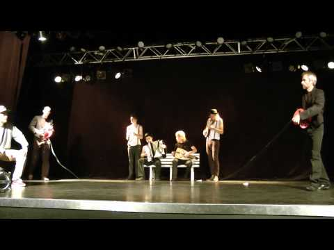 No Limits Roadshow - Intro - Breakdance (2011)