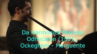 Altae Musicae - Josquin e Ockeghem