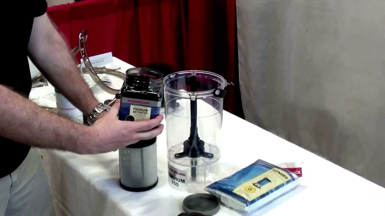How to Assemble and Install a Marineland Magnum 350 Filter ...