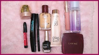 Makeup Using Lakme Products | Easy Tutorial