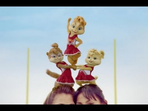 Alvin & The Chipmunks Song : Iggy Azalea : Fancy video