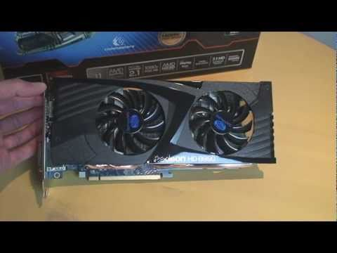 Sapphire AMD Radeon HD6950 2GB DiRT3 Edition Graphics Card Review