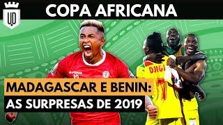 Curiosidades de Madagascar e Benin, as zebras da Copa Africana 2019 | UD LISTAS