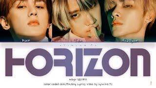Download lagu WayV (威神V) - 'Horizon' Lyrics (Color Coded_Chin_Pin_Eng)