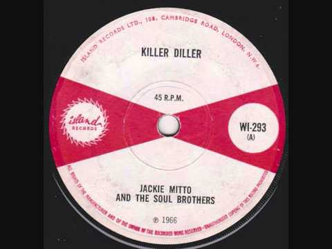 Jackie Mitto And The Soul Brothers - Killer Diller