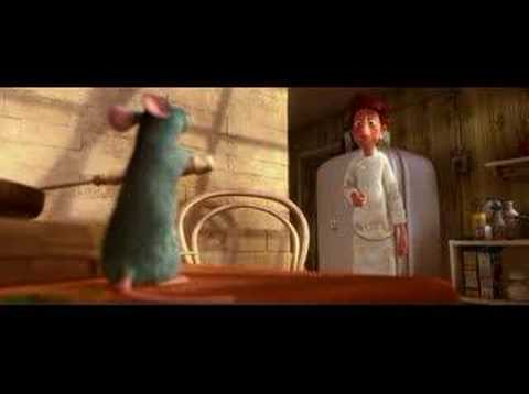 Ratatouille is listed (or ranked) 14 on the list The Best Computer Animation Movies