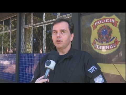 Polícia Federal prende quadrilha de tráfico de drogas internacional