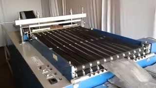 Máquina para a fabricação de sacos de lixo - Dera Máquinas