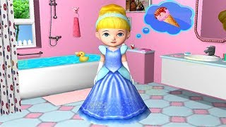 Ava the 3D Doll - Fun Princess Care & Dance Cartoon Game for Girls