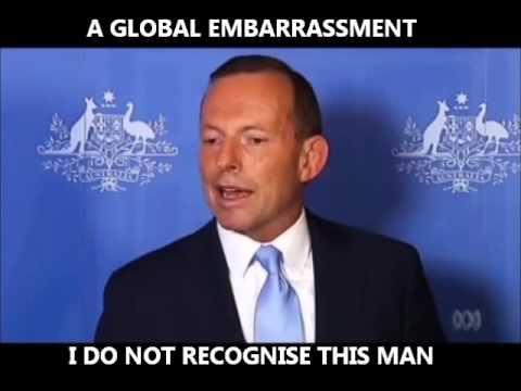 Goodies and Baddies Tony Abbott
